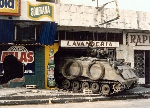 US Invasion of Panama_Operation Just Cause